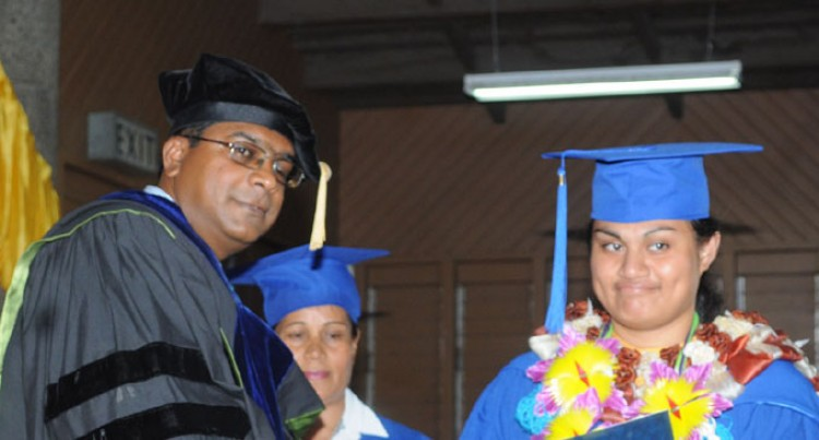 Reddy Encourages Graduates