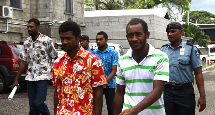 Kadavu Drug Suspects In Court