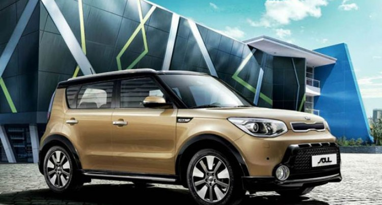 The Stylish And Fun-To-Drive Kia Soul