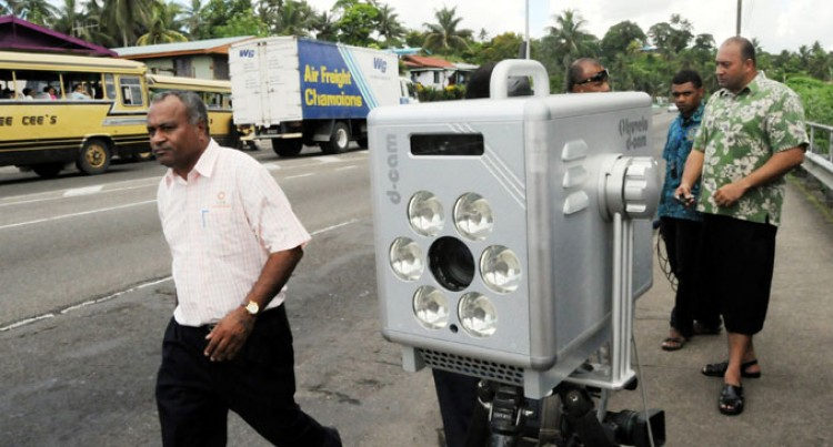 3 Additional Speed Cameras