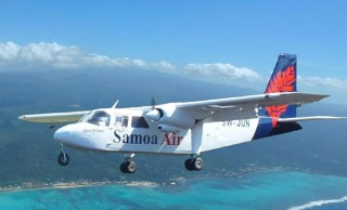 Samoa Air And Coral Sun Airways Flights Between Samoa And Kiribati