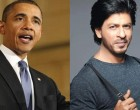 SRK to Obama, Next time 'Chaiyya Chaiyya'