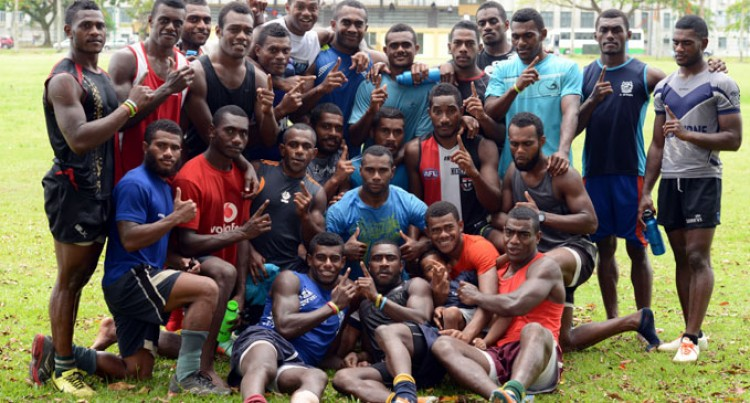 No Women For Uluinakau 7s