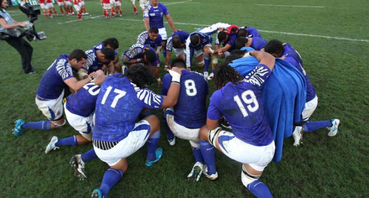 Samoa Ready For Massive Year Ahead
