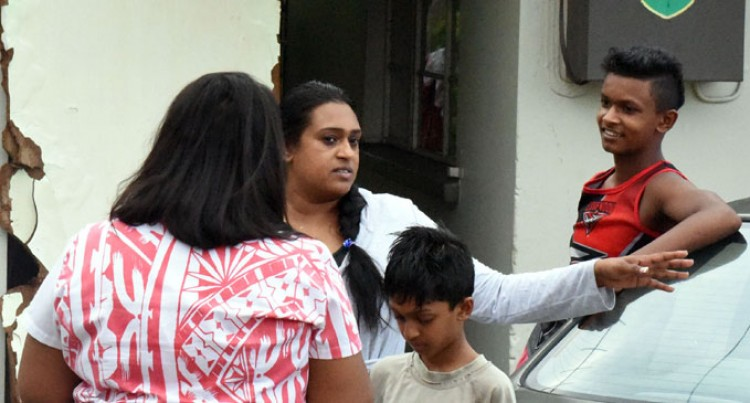 Neighbours Grab Suva Stabbing Suspect