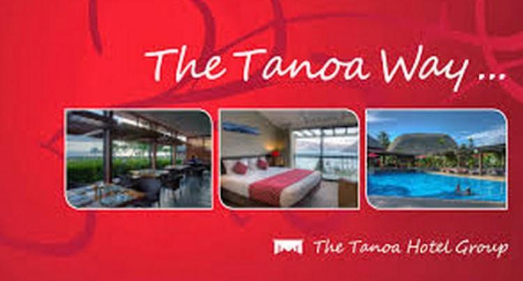 Tanoa Hotel Group Backs Team Fiji Champions