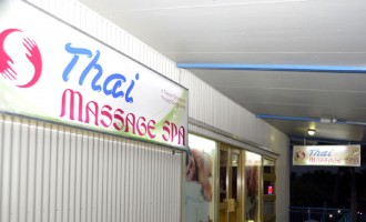 Row Over Thai Spa, Massage Unit In Nadi