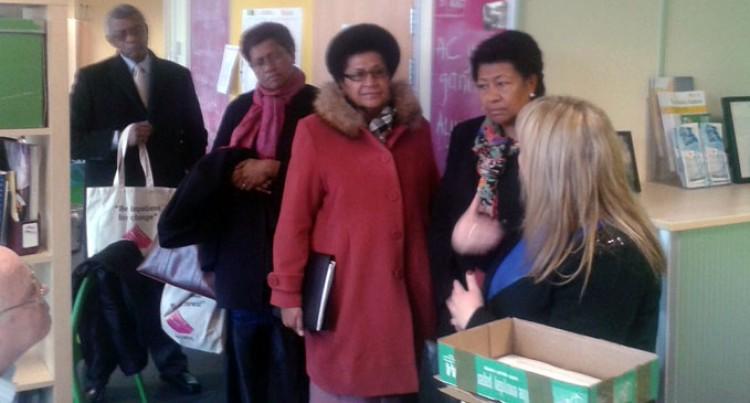Fijian Delegation Begins Wales Visit
