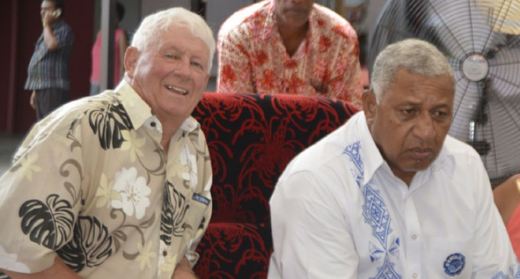 Crampton Recalls Days In Sigatoka