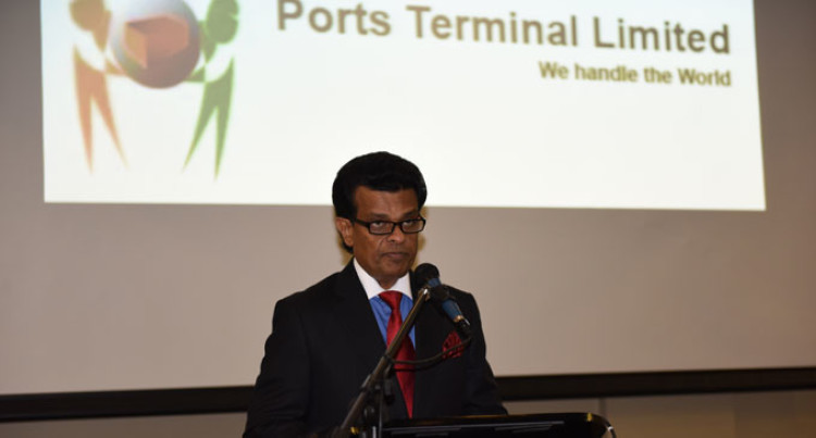 Aitken Spence Plans Right Product To Boost Port Capacity