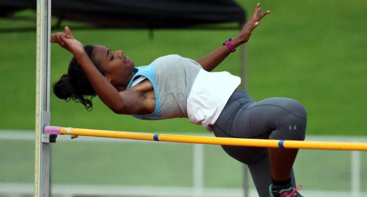 Athletes Prepare For Trials