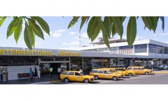 Seizure At Nadi International  Airport