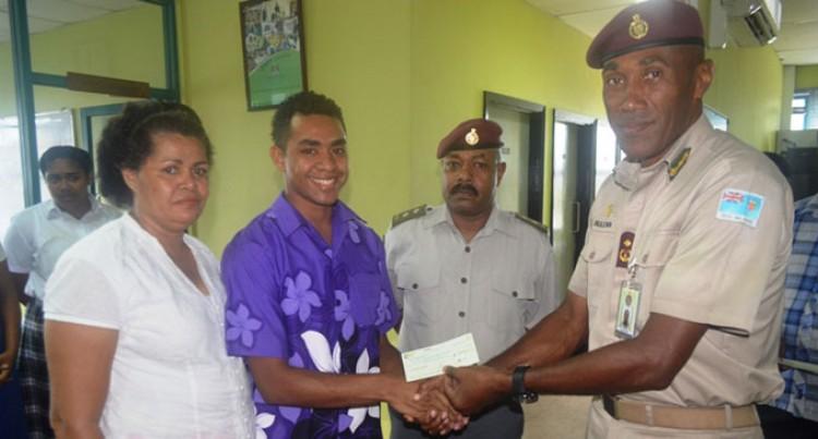 Corrections Officer's Children Awarded