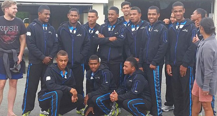 Fijians Impress