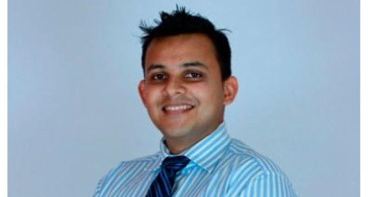 Dharmend Sharma Is National Sales Manager For Pacific Forum Line