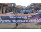 Catholic Schools Celebrate  Education Week