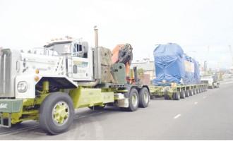 Four New Diesel Generators Here For Kinoya Power Plant