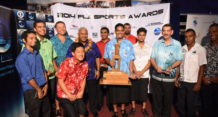 Fiji Sports Awards Winners