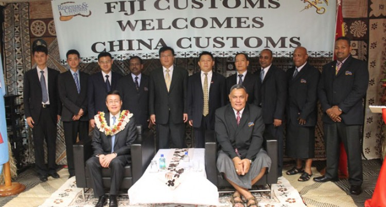 Fiji's Relations With China Customs To Strengthen After Fruitful Meeting