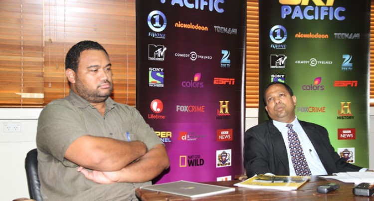 Fareed: No Rush To Appoint Fiji TV CEO