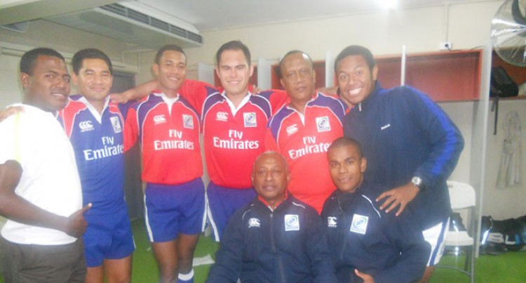 Fiji Referees Selected For U20 Trophy In Portugal