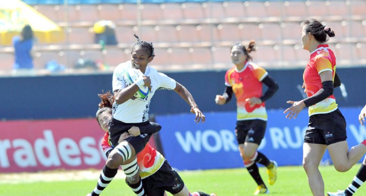 Fijiana Faces South Africa