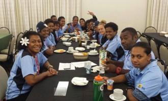 Fijiana Focus On Task