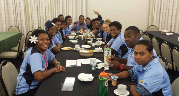 Fijiana Focus On Task