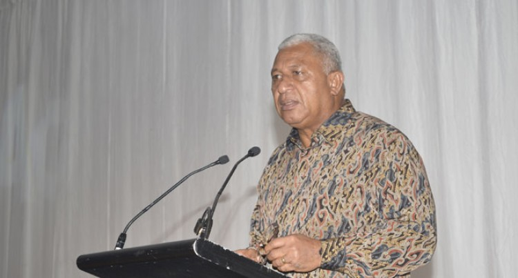 Fiji Needs To Be Smart:PM