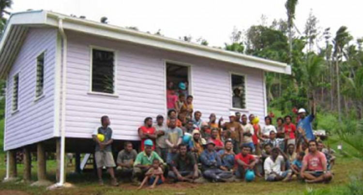 More For Rural Housing Programme