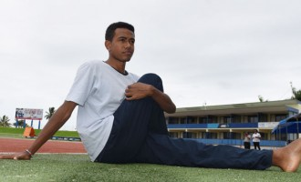 Manoa Keen To Run In 1500m