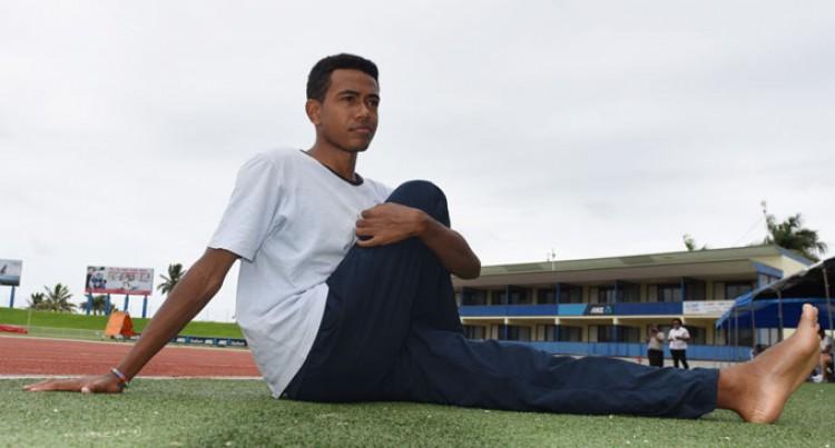 Manoa Keen To Run In 1500m