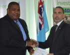 Investment Fiji, Border Watchers Sign MOU