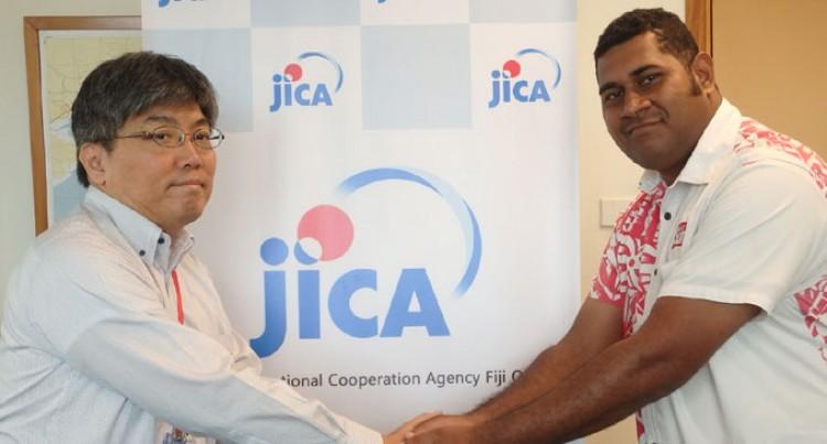 Fiji Sun West Editor For Japan Training