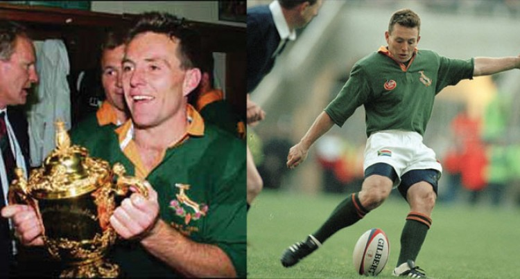 Joel Stransky, A South African Icon