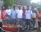 Council Cleans Up Subrail Park