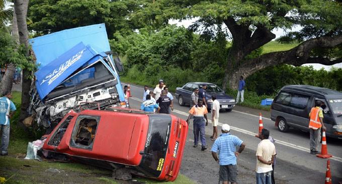 Van Driver Killed Fiji Sun
