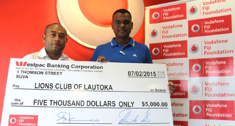 West Lions Club Gets $20k To Help