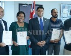 4 Marriage Celebrants Certified