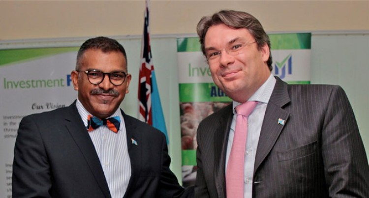 Investment Fiji Appoints New CEO