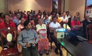 Chamber Celebrates Chinese New Year, Holds Forum