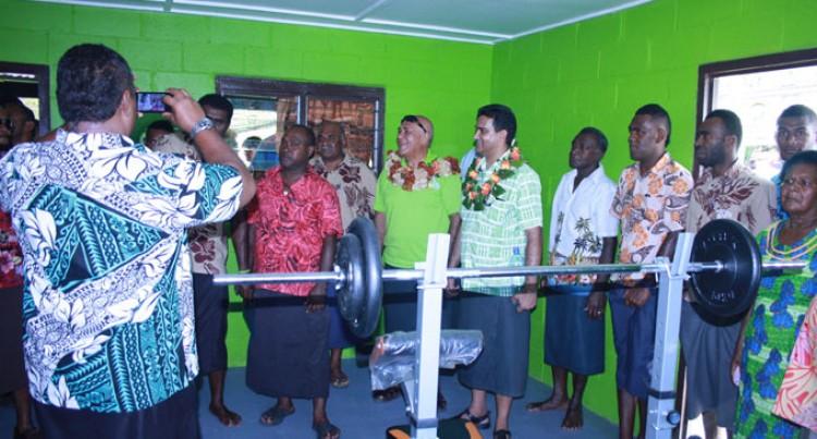 Namatakula Gets New $10k Gym