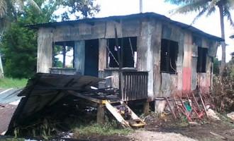 Navua Fire Destroys All