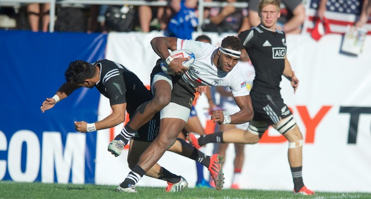 Fijians Top Again
