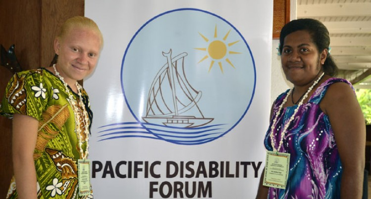 Disability Conference Starts