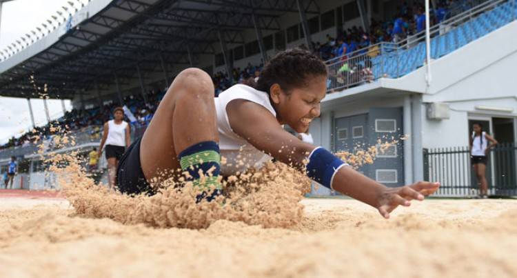 Roko Aims To Improve Her Jump