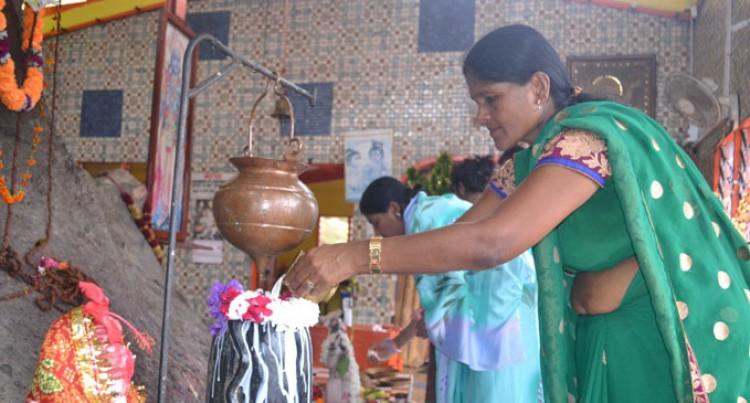 Pooja To Lord Shiv