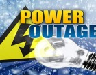 Lightning strike causes unplanned power outage