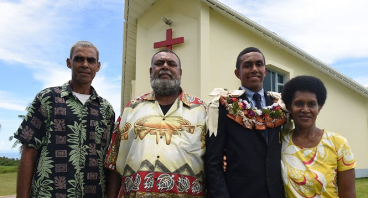 Pauliasi Makes Tailevu Farming Parents Proud