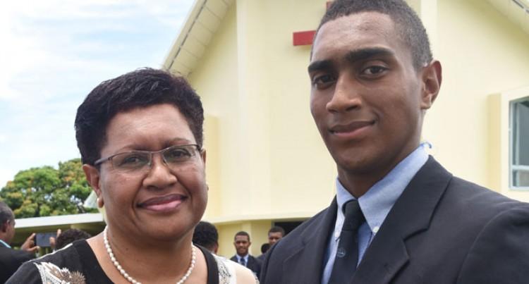 Namosimalua Credits Mum
